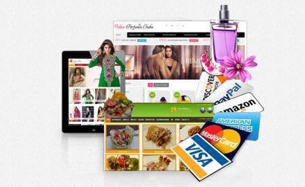 Ecommerce Website Designing Delhi